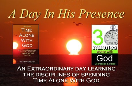 One Day in His Presence